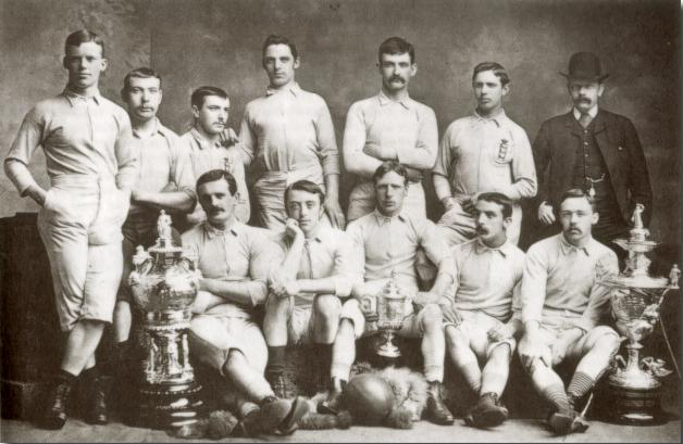 FA Cup Finals In The 19th Century