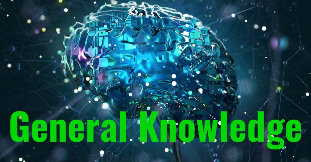 General Knowledge 2021 quiz 1