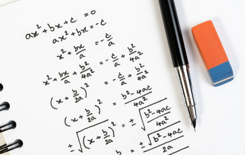 The No Numbers Maths Quiz