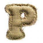 The Letter 'P' Quiz