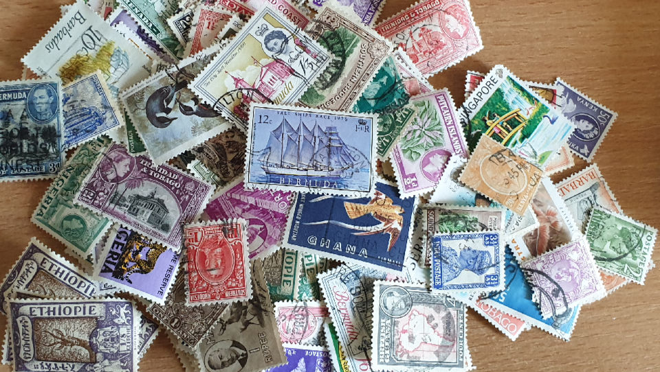 Stamp Collecting Quiz – Firsts