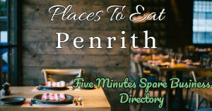restaurant, places to eat in penrith