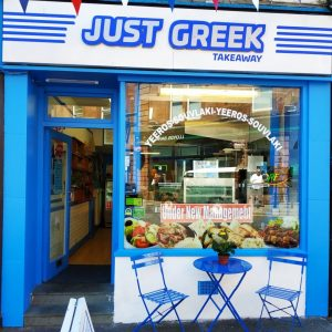 Just Greek Takeaway in Penrith