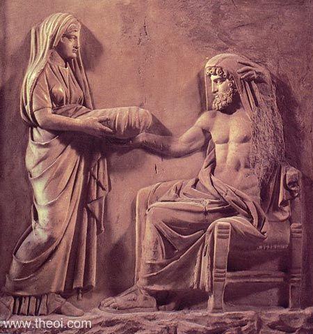 Greek Mythology: Cronos