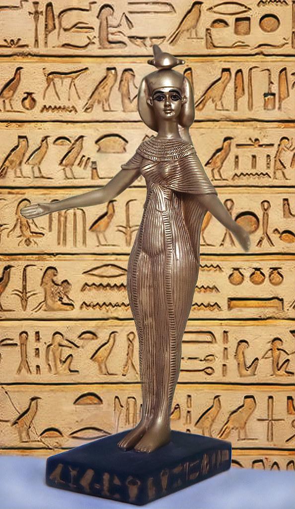 Egyptian Mythology: Serqet
