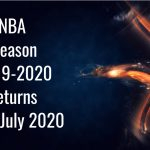 NBA returning on the 30th July