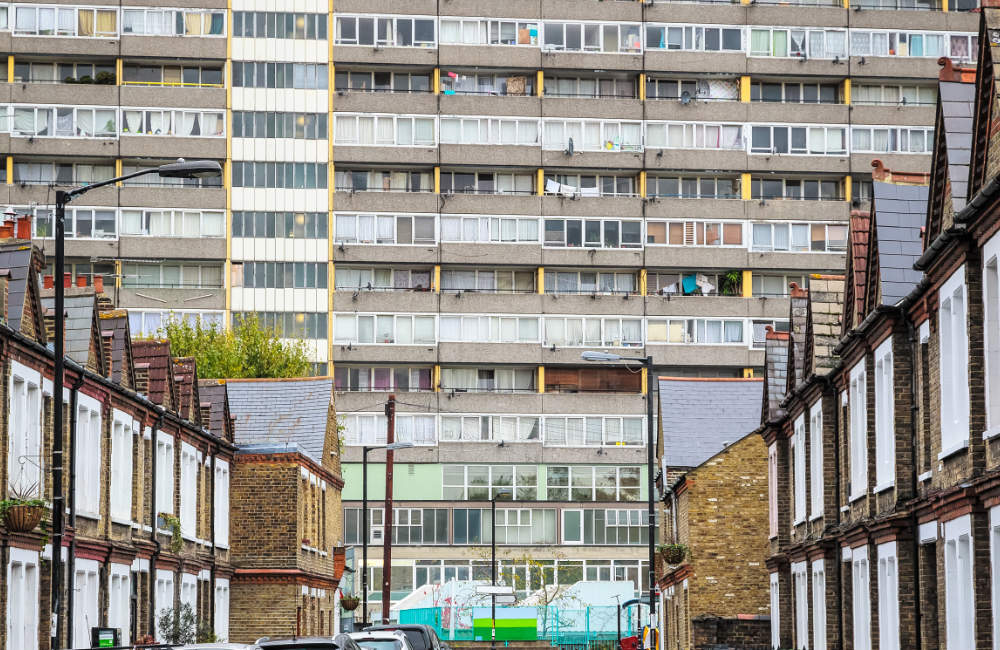 More than 8 million people in England are living in unsuitable homes