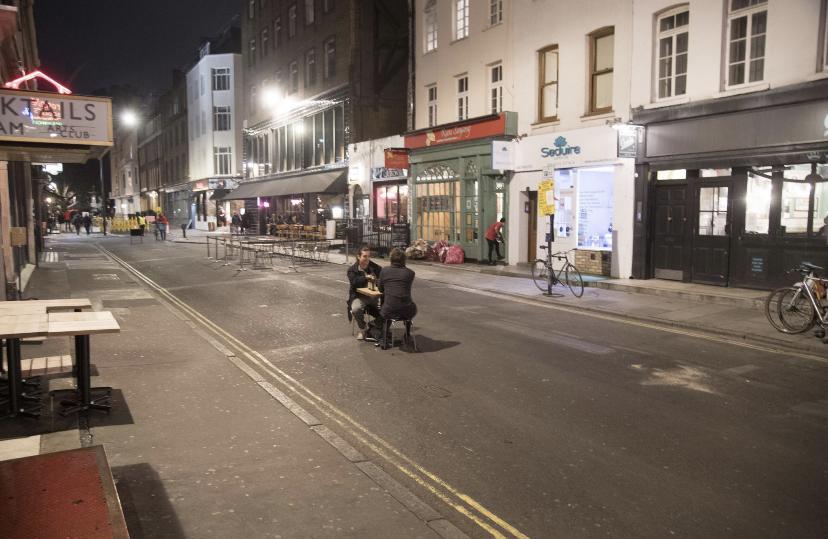 Sadiq Khan Says He Wants 10pm Curfew Removed