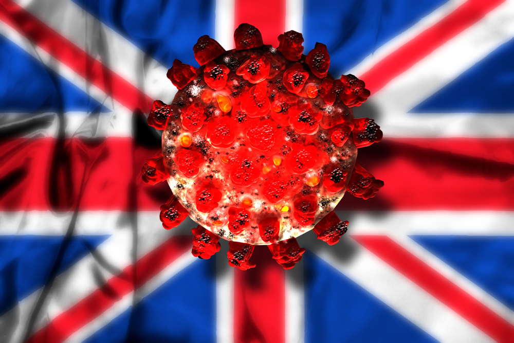 More Than A Million Brits Infected With COVID-19