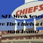 NFL Week Eight - London Calling Part 3