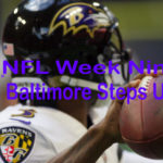 NFL 2019 Week Nine - And There Was One
