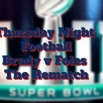 Week Five's Thursday Night Game TB12 v Foles The Rematch