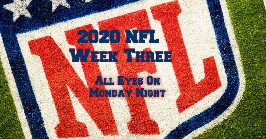 NFL Week Three – Home Field Decider In The AFC Already?