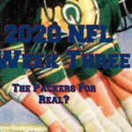 NFL 2020 Week Three Results Green Bay March On