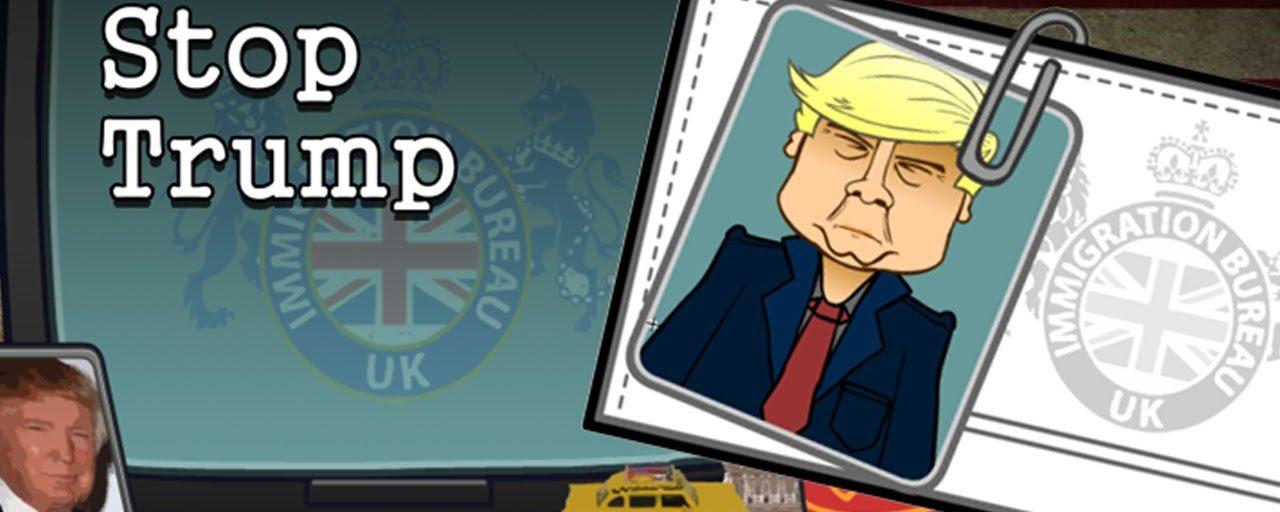 Stop Trump Game