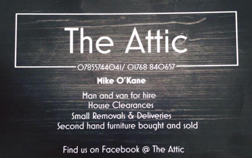 The Attic Furniture Shop Facebook clip