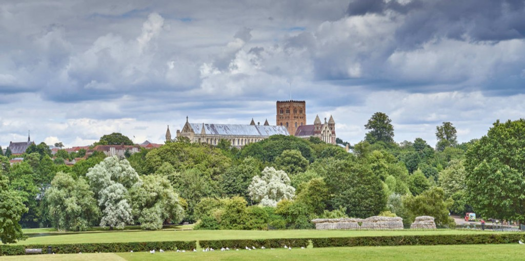 St Albans The Five Minute Spare Guide